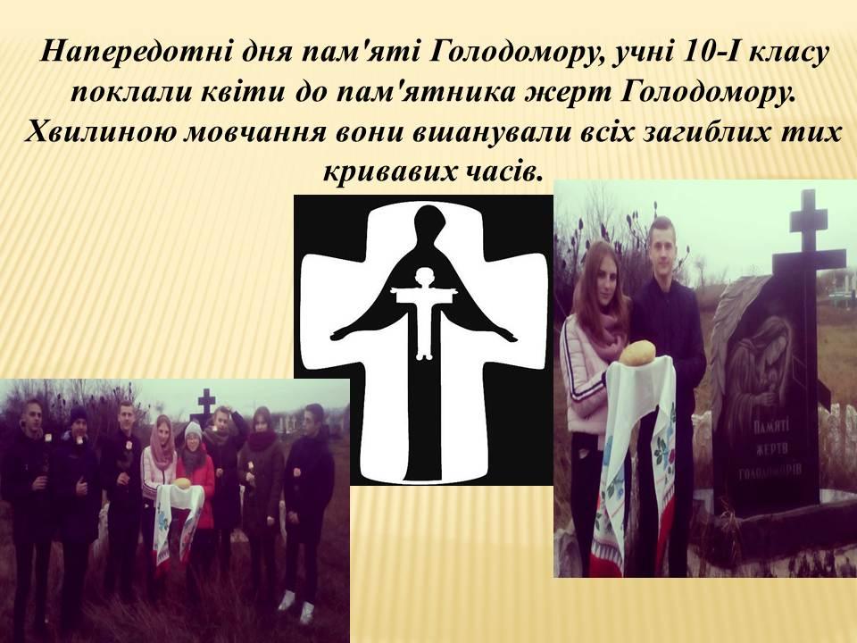 День пам'яті Голодомору